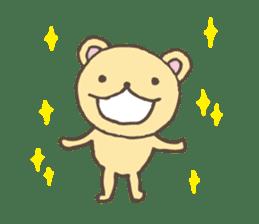 S bear2 sticker #5267696