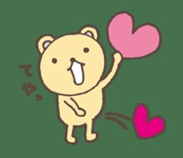 S bear2 sticker #5267702