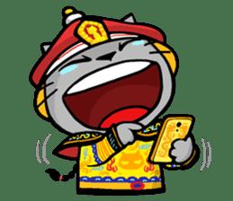 Meow Zhua Zhua - No.7 - sticker #5271084