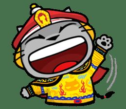 Meow Zhua Zhua - No.7 - sticker #5271086