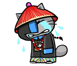 Meow Zhua Zhua - No.7 - sticker #5271099