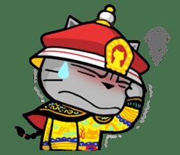 Meow Zhua Zhua - No.7 - sticker #5271106