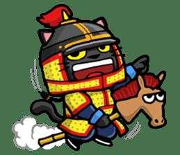 Meow Zhua Zhua - No.7 - sticker #5271108