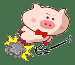 Sukirasiidesu!Butakun! sticker #5271596