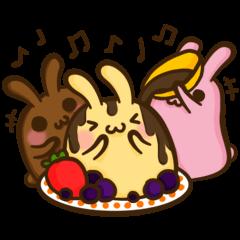 Bunny Pudding