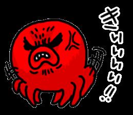 TAKOMARO! sticker #5273728