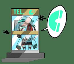 Zeta sticker #5277424