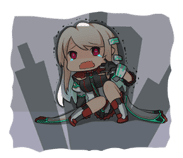 Zeta sticker #5277426