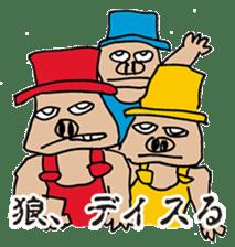MONO-GATARI sticker #5283194