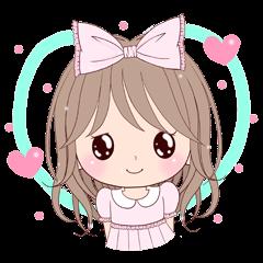 Momo is wishing your happiness.