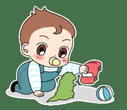 Baby Couple sticker #5298454
