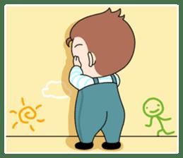 Baby Couple sticker #5298476