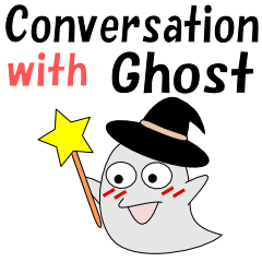 Conversation with ghost English