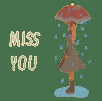 Ms. Sunburn sticker #5311406