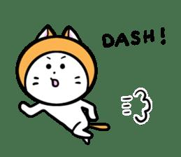It is Goro of my cat. sticker #5312676