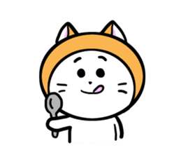 It is Goro of my cat. sticker #5312680