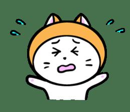 It is Goro of my cat. sticker #5312681