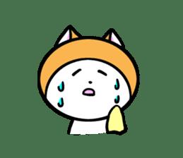 It is Goro of my cat. sticker #5312685