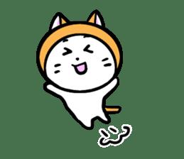 It is Goro of my cat. sticker #5312688