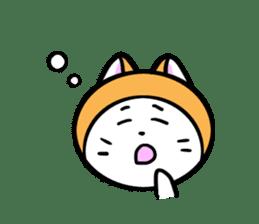 It is Goro of my cat. sticker #5312693