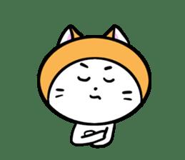It is Goro of my cat. sticker #5312695