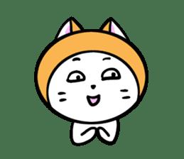 It is Goro of my cat. sticker #5312696