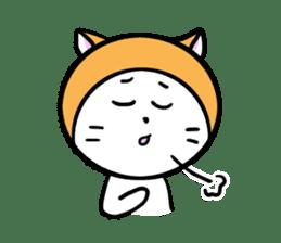 It is Goro of my cat. sticker #5312700