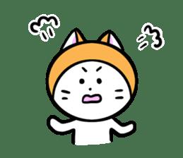 It is Goro of my cat. sticker #5312703