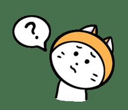 It is Goro of my cat. sticker #5312705