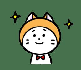 It is Goro of my cat. sticker #5312707