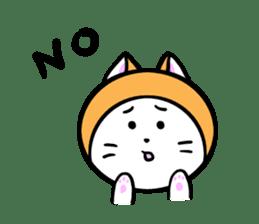It is Goro of my cat. sticker #5312714