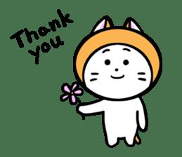 It is Goro of my cat. sticker #5312715