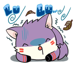 Daily Life of Luwei & LULU sticker #5320074