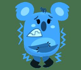 Rio and Drop Bear sticker #5328371