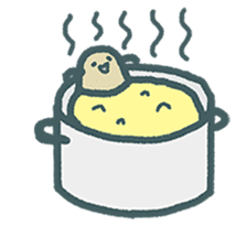 POTATO! sticker #5332852