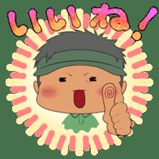 Kawaii! Golf Buddy sticker #5334423