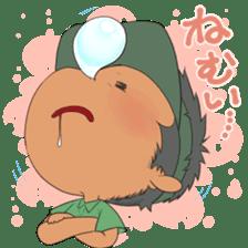 Kawaii! Golf Buddy sticker #5334428