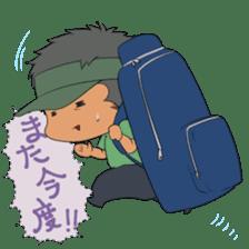 Kawaii! Golf Buddy sticker #5334432