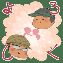 Kawaii! Golf Buddy sticker #5334433