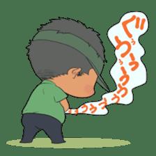 Kawaii! Golf Buddy sticker #5334448