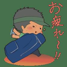 Kawaii! Golf Buddy sticker #5334456