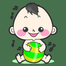 POP BOY BABIES!! sticker #5340107