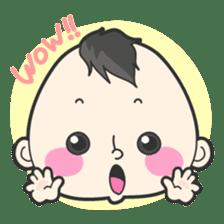POP BOY BABIES!! sticker #5340120