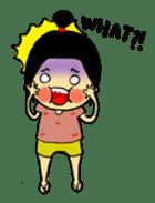 Putut's Daily Life sticker #5345432