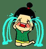 Putut's Daily Life sticker #5345437