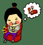 Putut's Daily Life sticker #5345439
