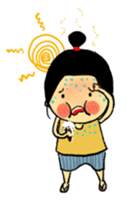 Putut's Daily Life sticker #5345440