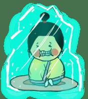 Putut's Daily Life sticker #5345441