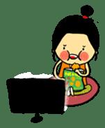 Putut's Daily Life sticker #5345448