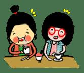 Putut's Daily Life sticker #5345451